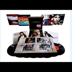Bruce Springsteen: The Album Collection Vol 1